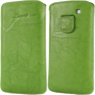Luvvitt Leather Pouch for Samsung Galaxy S3