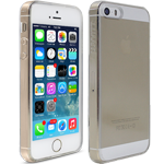 LUVVITT® CLEARVIEW Case for iPhone 5 / 5S Crystal Clear