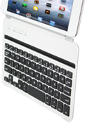 LUVVITT® BACKLID Keyboard Cover for ipad Mini