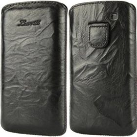 LUVVITT Genuine Leather Pouch Cover