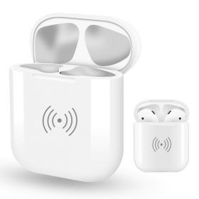 Luvvitt Wireless Charging Case Replacement for Airpods