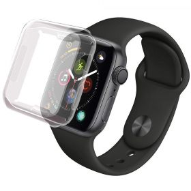 Luvvitt Apple Watch 4 Screen Protector Case - 44 mm