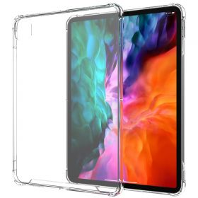 Luvvitt iPad Pro 12.9 Case 2020 Clear View Hybrid Slim Back Cover  - Clear