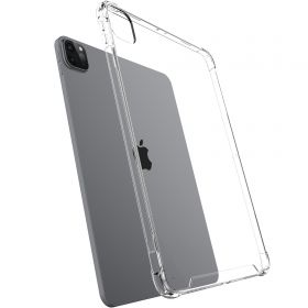 Casemoji Case for iPad Pro 12.9 2020 Clear