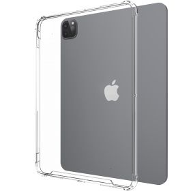 CLEARVIEW Case for iPad Pro 12.9 2020 Clear View Hybrid Slim Back Cover - Clear