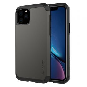 Luvvitt Ultra Armor Dual Layer Heavy Duty Case for iPhone 11 Pro Max 2019 - Space Gray