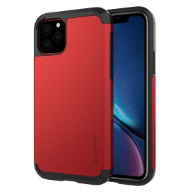 Luvvitt Ultra Armor Dual Layer Heavy Duty Case for iPhone 11 Pro Max 2019 - Red