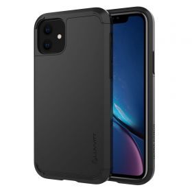 Luvvitt Ultra Armor Dual Layer Heavy Duty Case for iPhone 11 2019 - Black