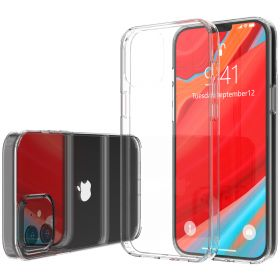 """Luvvitt Clear View Hybrid Case for Apple iPhone 12 Mini (5.4"""")"""