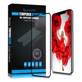 Luvvitt Tempered Glass for iPhone XR2 with 6.1 inch Screen 2019