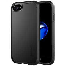 Luvvitt Ultra Armor Dual Layer Case for iPhone 8 - Black
