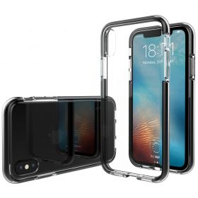 Luvvitt ProofTech Shock Resistant Drop Protection Hybrid Case for iPhone XS / X