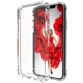 Luvvitt iPhone XR Case Crystal View Hybrid Cover for iPhone XR with 6.1 inch Screen 2018