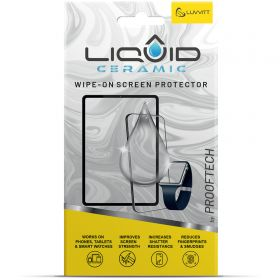 Liquid Ceramic Screen Protector for All Phones Tablets and Smart Watches