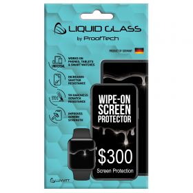 Liquid Glass Screen Protector with $300 Screen Protection Guarantee - Universal