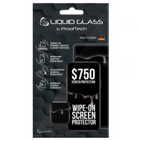 Liquid Glass Screen Protector with $750 Screen Protection Guarantee - Universal