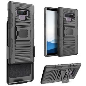 Luvvitt Armor Case With Belt Clip for Galaxy Note 9