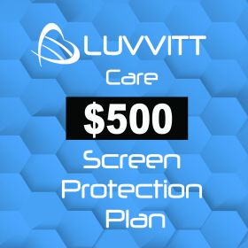 Luvvitt Care $500 Screen Protection Guarantee Plan for all Mobile Devices