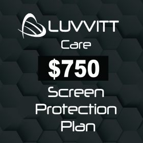 Luvvitt Care $750 Screen Protection Guarantee Plan for all Mobile Devices