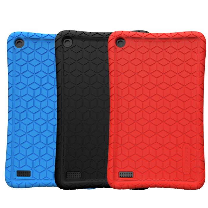 Luvvitt Silicone Case for all-new Amazon Kindle Fire 7